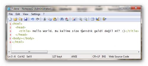 notepad2-arayuz