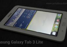 Samsung Galaxy Tab 3 Lite (SM-T113) İncelemesi
