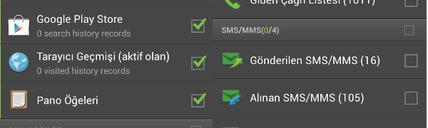 Android'te Temizliğinizi History Eraser Pro İle Yapın