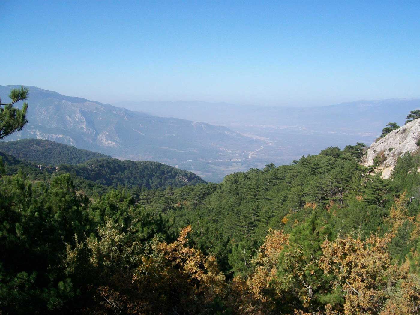 Mahmut Dağı Zirvesi
