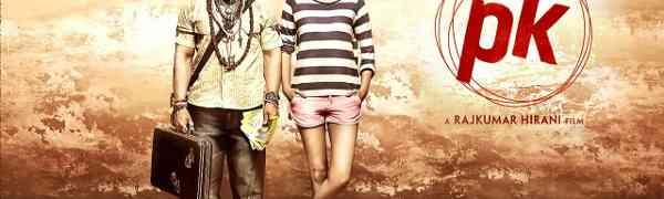 Aamir Khan'dan Muhteşem Bir Film - PK (Peekay)