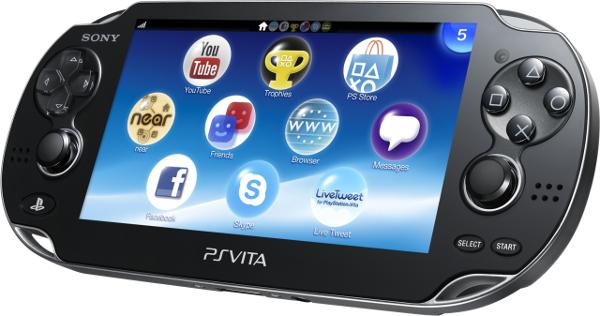 Yeni PS Vita Micro USB'den Şarj Edilebilecek
