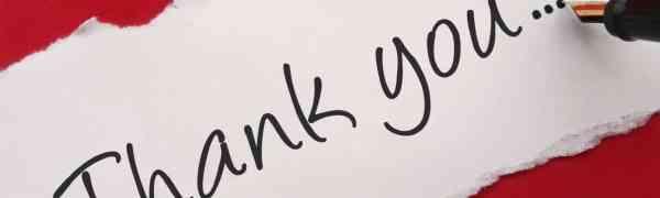 Arkadaşlarıma Teşekkür Yazısı