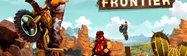 Süper Bir Motor Oyunu - Trials Frontier